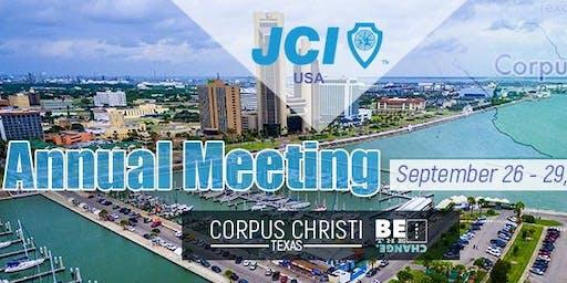 2019 Annual Meeting Corpus Christi