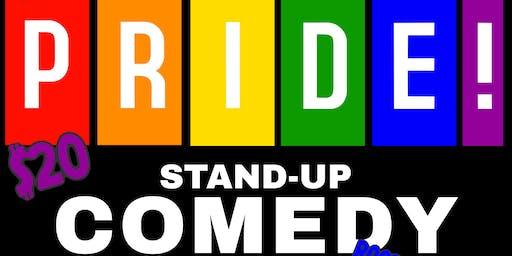 2019 Pride Comedy