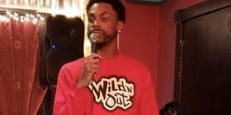 Comedian Mope Williams @ Blu Lagoon tickets