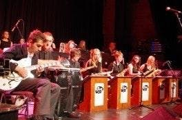 Manitoba High School Honour Jazz Bands