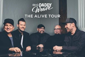 *Big Daddy Weave - Alive Tour