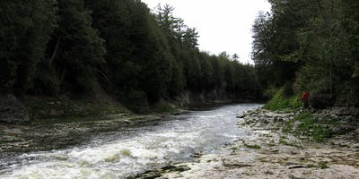 The Trip Shed & Arcteryx - Elora Gorge Hike
