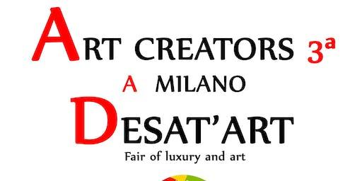 Feria de arte a Milan  Art Creators