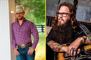 Cody Johnson, Whitey Morgan