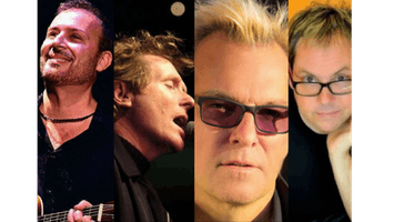 Sol Knopf, Ed Shockley, Cliff Hillis, Keith Mack