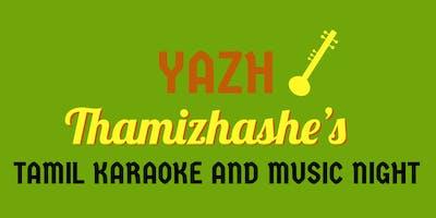 Yazh Tamil Karaoke and Music Night