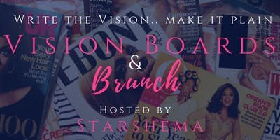 Vision Boards and Brunch