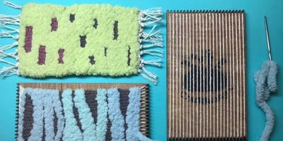 CraftSanity Small Loom Sampler Workshop