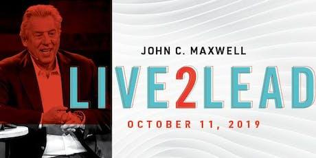 LIVE2LEAD Mont Belvieu, Texas 2019 tickets