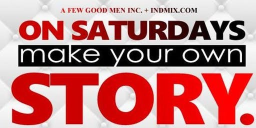 ON SATURDAYS MAKE YOUR OWN STORY