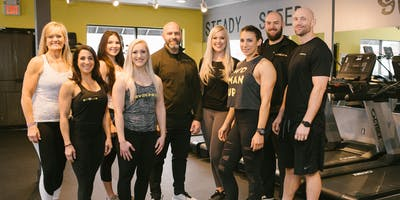 Reps for Vets at Evolve Training & Fitness