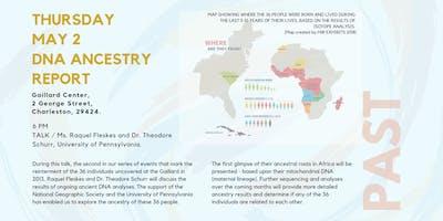 Anson Street African Burials DNA Ancestry Report