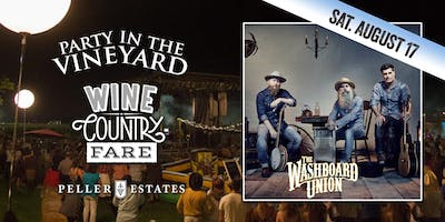Party in the Vineyard: Wine Country Fare