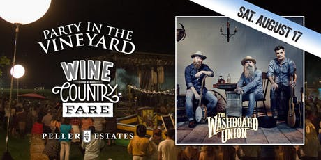 Party in the Vineyard: Wine Country Fare tickets