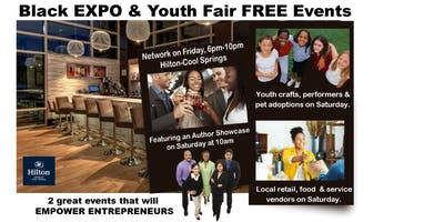2nd Annual Black EXPO & Youth Fair