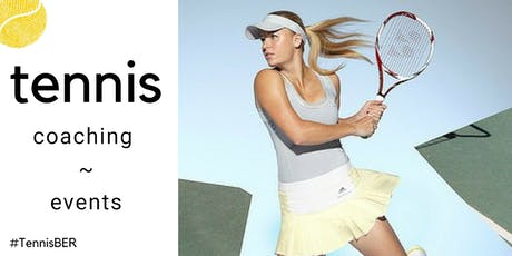 Tennis Coaching : Wednesday's @ TiB, Kreuzberg  Tickets