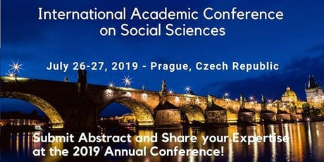 The 7th International Academic Conference on Social Sciences  tickets