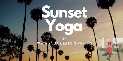 SUNSET YOGA by Karo Yogi (Yoga Heals Now) All levels