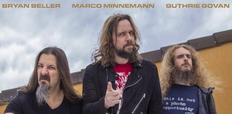 THE ARISTOCRATS with Travis Larson Band @ recordBar tickets