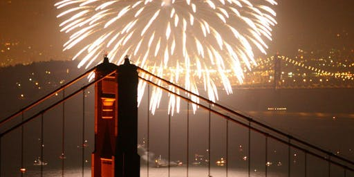 4th of July Fireworks Sailing Cruise