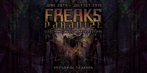 Freaks Paradize - Dark electronic music Festival