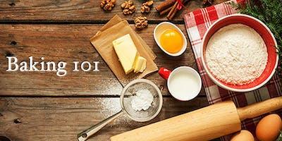 Baking 101 Workshop
