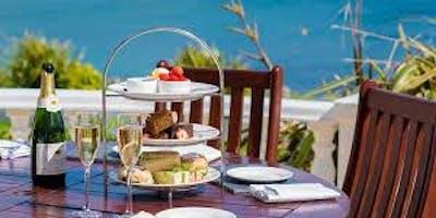 28 May - Cream Tea Time at The Falmouth Hotel