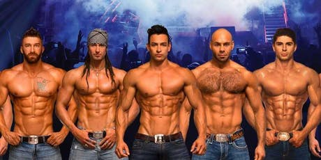 The Hunks ~ A Male Review Show! tickets