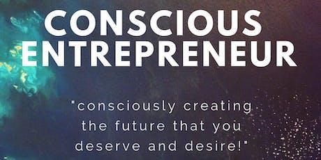 The Conscious Entrepreneur Blueprint tickets