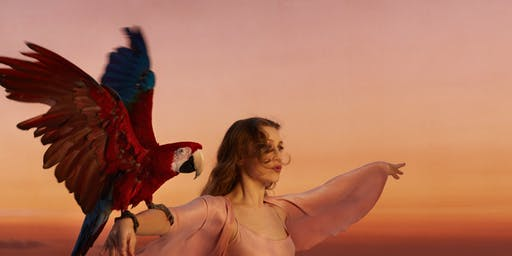 The Strings/Keys Incident -- An Evening With Joanna Newsom @ Thalia Hall