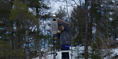 Monitor Wood Duck Box Use tickets