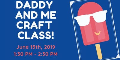 Coolest Dad Craft Workshop