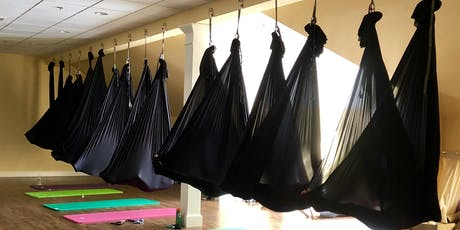 YOGA THERAPY: Therapeutic Silks Yoga  for Yoga Teacher Certification - Trauma Informed  tickets