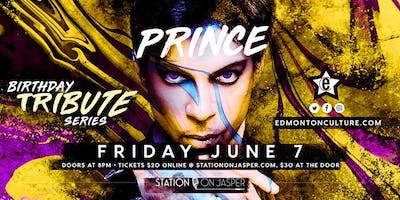 Prince Tribute Birthday PARTY!
