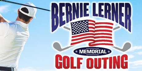 3rd Annual Bernie Lerner Memorial Golf Outing and Dinner with Silent Auction tickets