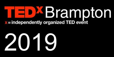 TEDxBrampton 2019 tickets