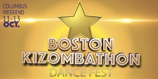 • ☆ • BOSTON KIZOMBATHON DANCE FEST • ☆ •