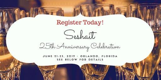 Seshait 25: Celebrating 25 Years of Brotherhood