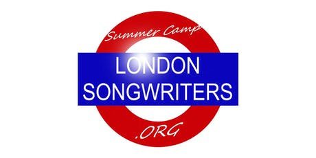 Summer Songwriting and Recording Camp 2019 tickets