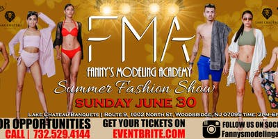 FMA SUMMER FASHION SHOW 2019