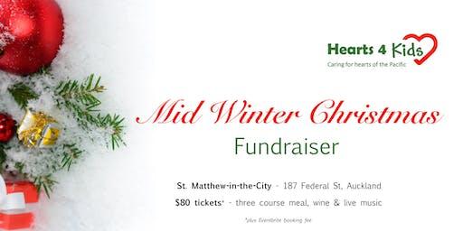 Hearts4Kids - Mid-Winter Christmas Fundraising Dinner
