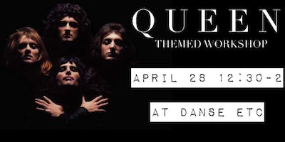AOS Tri-Cities Presents: Queen Themed Heels Workshop