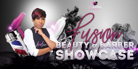 Fusion Beauty and Barber 2 tickets