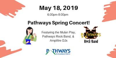 Pathways Spring Concert