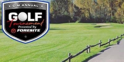 2019 CIM Oil Sands Branch Golf Tournament Presented By ForeSite Geomatics LTD.