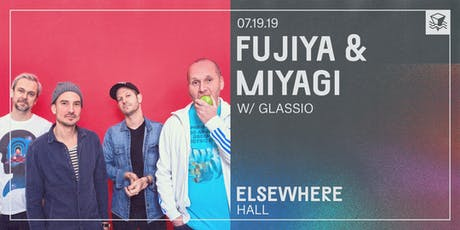 Fujiya & Miyagi @ Elsewhere (Hall) tickets