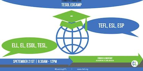 TESOL Edcamp tickets