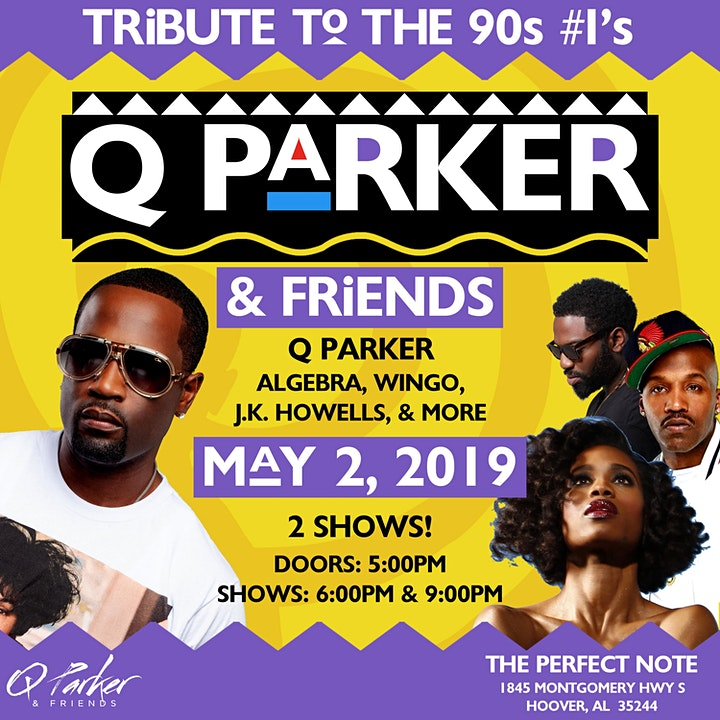 Q Parker and Friends image