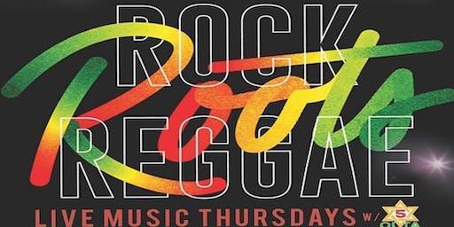 Roots Rock Reggae Thursdays at 33 Lafayette!
