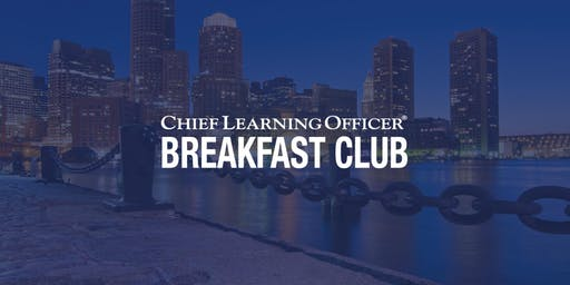 CLO Breakfast Club - Boston 2019